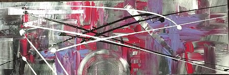 Abstract geschilderd door Enjoy painting