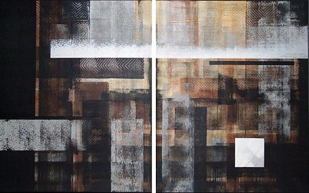 Roasted Quilt geschilderd door Nancy Aillery Paintings