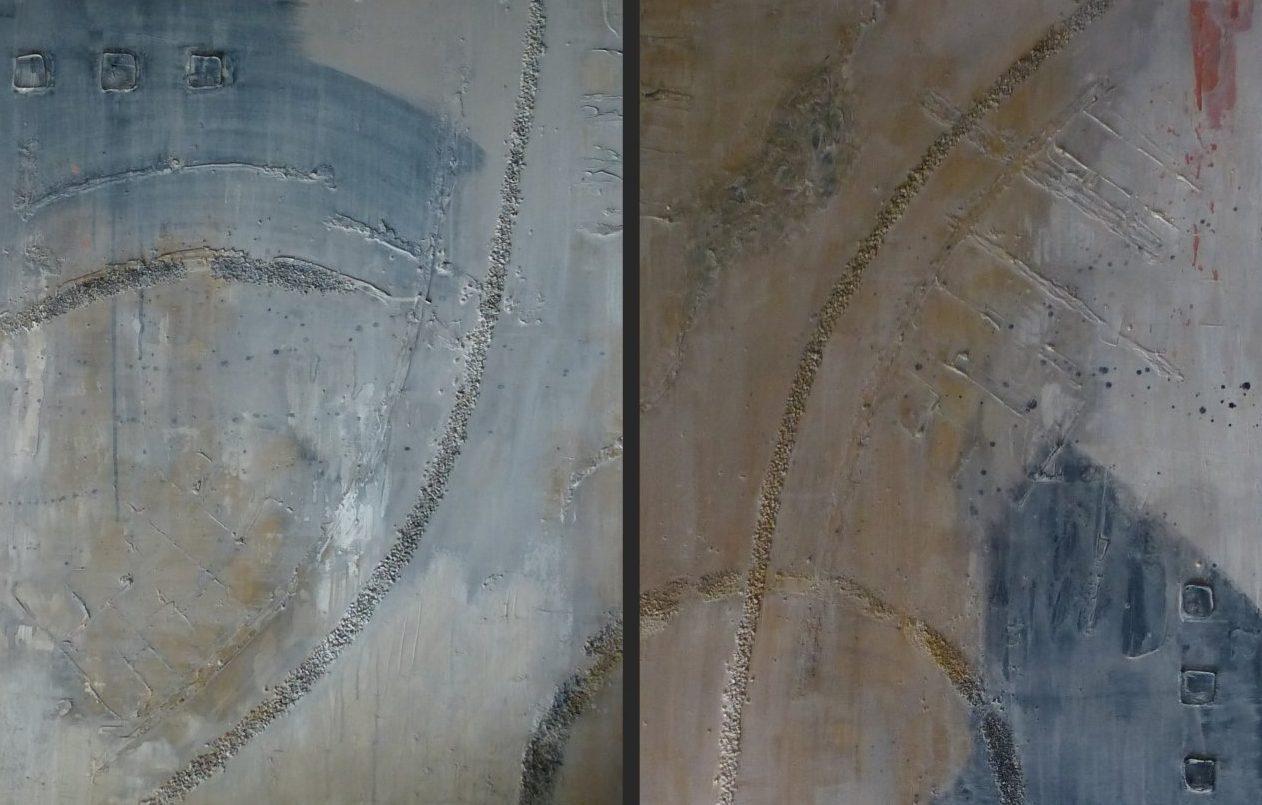 Schilderij Met Eigen Foto.Je Eigen Weg Zoeken Schilderij Van My Home Gallery Judy Bakker